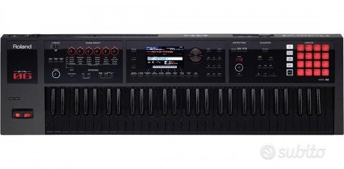 Roland FA-06B Black Edition EXDEMO