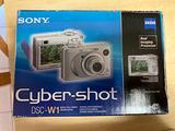 Sony Cyber Shot DSC-W1 macchina foto digitale
