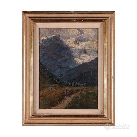 Paesaggio di Carlo Bazzi