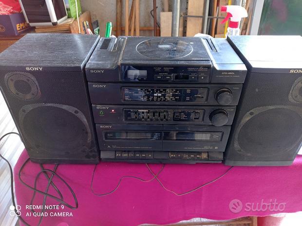 Stereo Sony da riparare