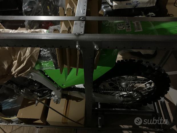 Yamaha Yzf Monster Kx 450 F 2020 ufficiali