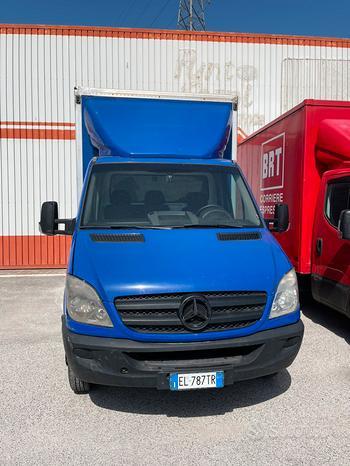Mercedes Sprinter 413 EURO5 CON SPONDA MONTACARICH