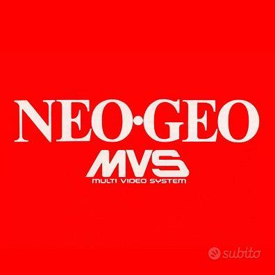 NEOGEO MVS Snk Jamma