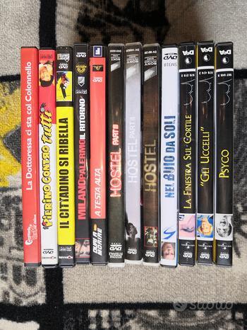 3 Lotto Dvd Azione Horror Commedia Thriller