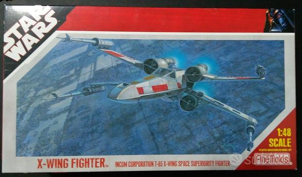 Star wars X-WING FIGHTER + COLORI