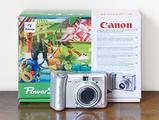 Fotocamera Digitale Canon PowerShot A75 (Silver)