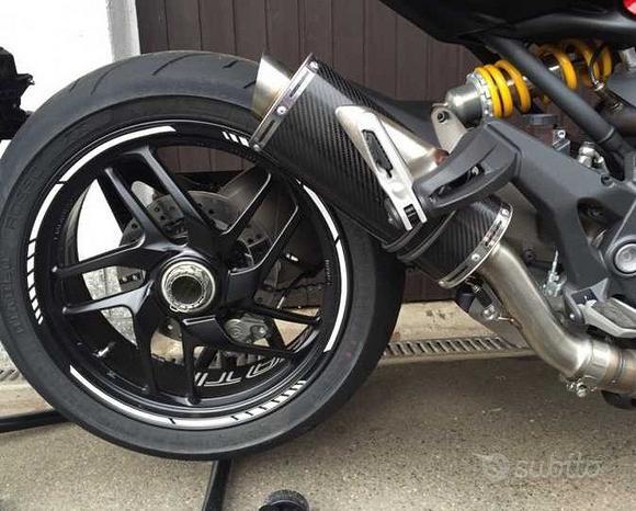 Power Carbon Roadsitalia Ducati Monster 821