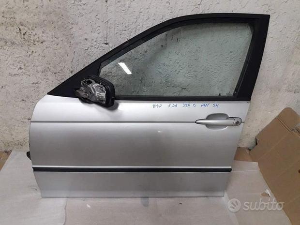Portiera Anteriore Sinistra Bmw E46 Serie 3