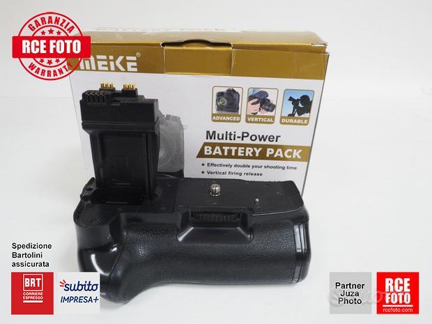 Battery grip per Canon 550D