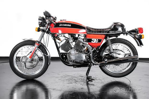Moto morini sport 350 - 1975