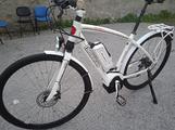 Bici elettrica Lombardo Amantea