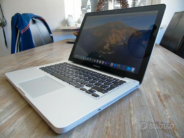 Apple Macbook pro i5 8 gb ssd 256 RETINA