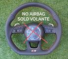 Volante Piatto Audi S Originale Nuovo Automatico