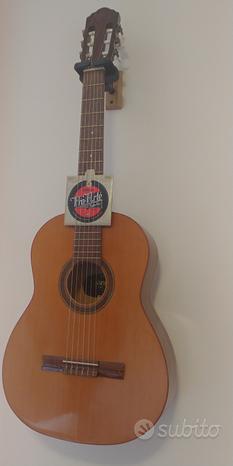 Chitarra classica Giannini anni '70