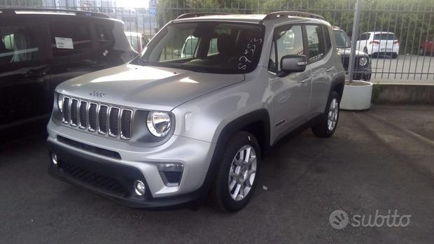 JEEP Renegade MY21 1.0 T3 120CV Limited N1 AUTOC