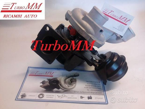 Turbina rigenerata per Lancia Lybra