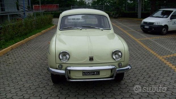 Alfa romeo ondine - 1962
