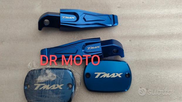 Tappi e pedalini tmax 500 530 t max accessori erga