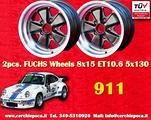 Cerchi Porsche Fuchs 8x15 R 944/911SC ET23.3