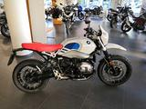BMW R nine T Urban GS - Bianco