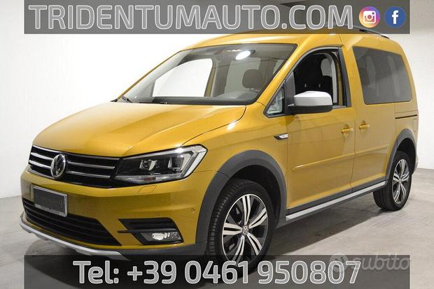 Volkswagen Caddy IV Caddy 2.0 tdi 122cv 4motion al