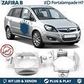 ADATTATORI Lampade per Opel Zafira B montaggio LED
