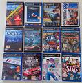 9 videogiochi PlayStation 2 originali e custodie
