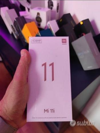 Xiaomi mi 11i 5G 8/256gb nuovo