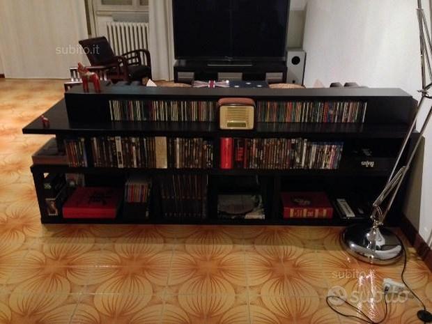 Libreria retrodivano