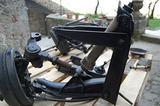 2 sospensione e tamburo anteriore Renault 4 TL 850