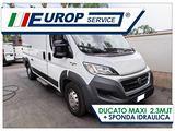 Fiat Ducato Maxi 35mh2 2.3 150CV SPONDA IDRAULICA