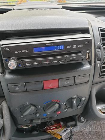 Autoradio Camper DVD TV Audiomedia AMV588VD 1 DIN