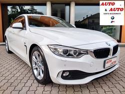 BMW 418 d G.C. GRAN COUPE' STEP EURO6 150CV XENO N