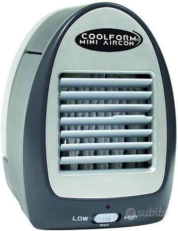 Coolform Mini Aircon Visto in TV - Climatizzatore