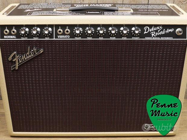 Fender Deluxe Reverb Tone Master Blonde
