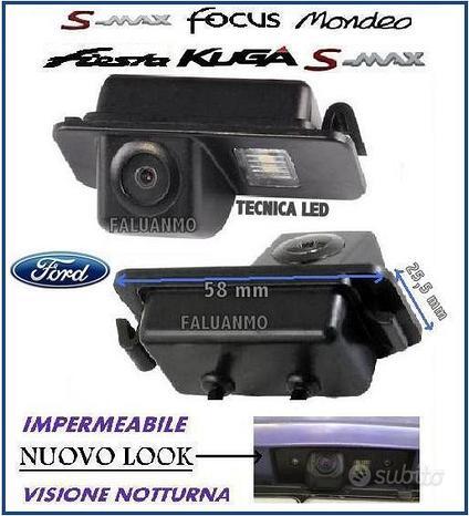 Retrocamera parcheggio telecamera ford led