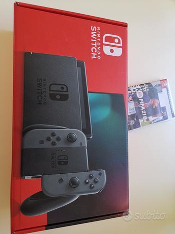 Nintendo Switch ultimo modello. Nuova
