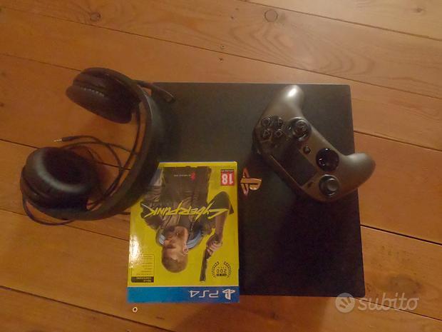 Bundle PS4 PRO 1TB
