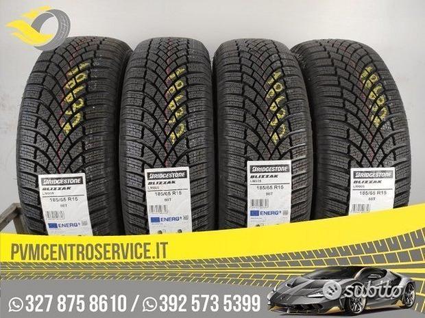 Gomme Nuove 185 65 15 Bridgestone 18632