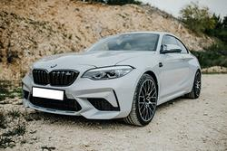 BMW M2 Coupé Competition AKRAPOVICH PACK TAGLIAN