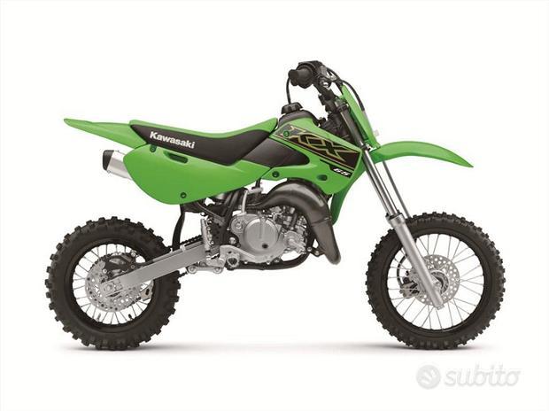 Kawasaki KX 65cc - 2022