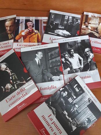 DVD Il Teatro di Eduardo De Filippo