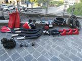 Pezzi meccanici,plastiche ed elettro per GILERA RV
