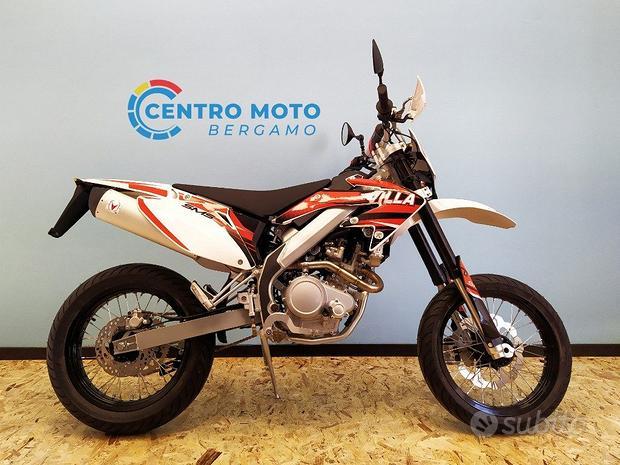 MOTO VILLA SMS 125 ECCELLENZA ITALIANA