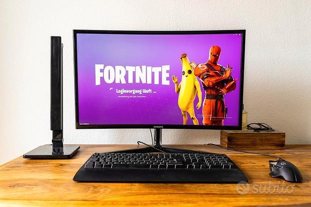 PC GAMING - AMD 8 CORE - Fortnite \ GTA 5 \ SCUOLA