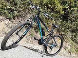 Bicicletta Mountain Bike Rock Rider - Come Nuova