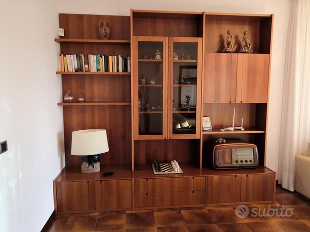 Mobile salotto + mobile tv ad angolo