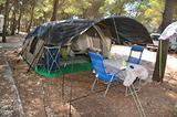 Tenda campeggio 6 persone