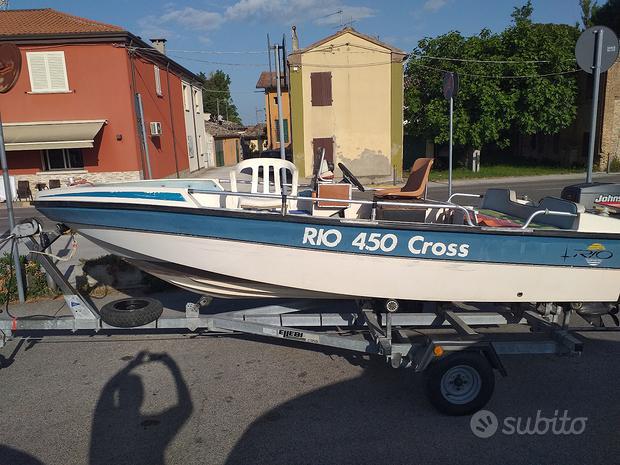 Barca Rio 4,50m