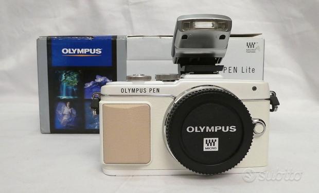 Olympus Pen Lite E-PL7 Body